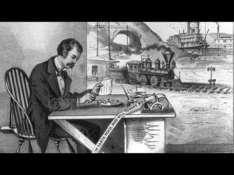SaltOfAmerica Article - Cyrus Field Pushes for a Telegraph