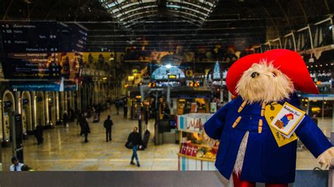 London Paddington - lots to do and see in the area