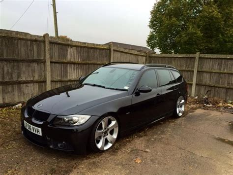 E91 BMW 320D M Sport Touring - PassionFord - Ford Focus