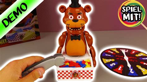 DON'T WAKE FREDDY! Gruseliges Five Nights at Freddy's