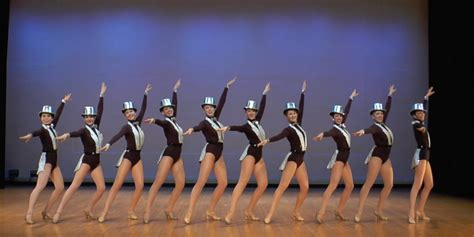Legacy 36 Celebrates the Stars—A Line of Former Rockettes