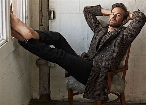 Armie Hammer Talks 'Stripping Everything Away' in 'Call Me