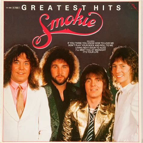 Smokie - Greatest Hits   Releases, Reviews, Credits   Discogs