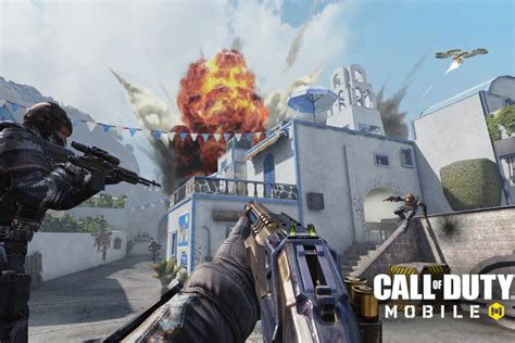 Call of Duty: Mobile for Android and iOS finally has a