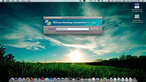 Remote Desktop Connection for Mac - YouTube