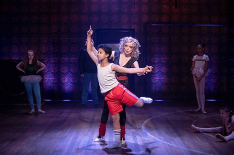 A Young Boy Takes a Big Leap in Billy Elliot the Musical