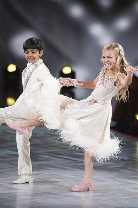 Get a 'Dancing With the Stars Juniors' Sneak Peek With