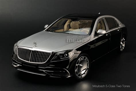 1/18 Almost Real Mercedes-Maybach S-Class 2019 W222 S600