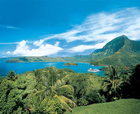 Tahiti, French Polynesia and the South Pacific Cruise
