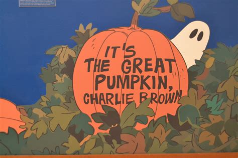 """Things you didn't know about """"It's the Great Pumpkin"""