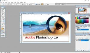 Adobe Photoshop 7 Free Download With Full Version