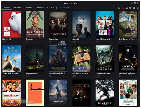 Popcorn Time Download (2020 Latest) for Windows 10, 8, 7