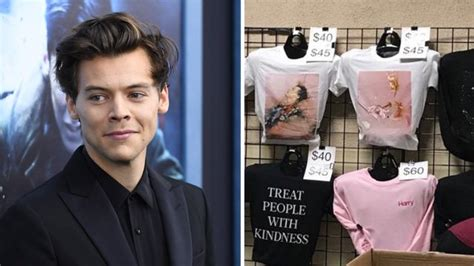 No, Harry Styles Did Not Charge More For Larger Sizes Of