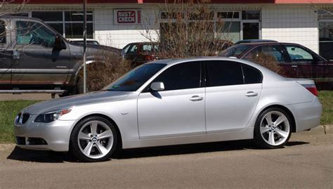 530D E60 with style M5 wheels