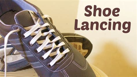 8 Different Shoe Lacing Styles You Should Try - YouTube