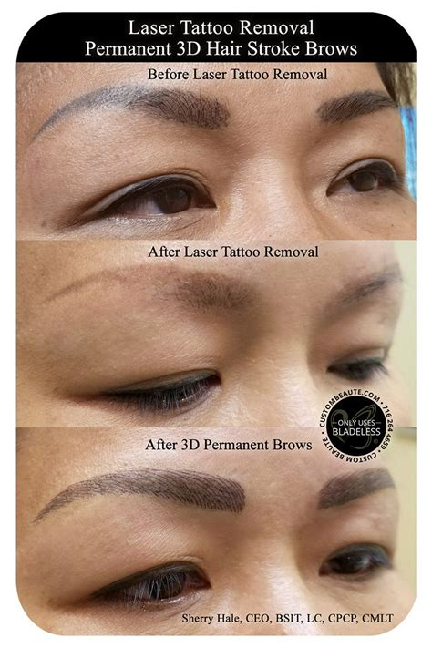Permanent Brows in Amherst, Buffalo and Western New York