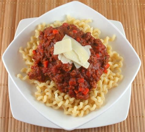 Bolognese Sauce | The Runaway SpoonThe Runaway Spoon