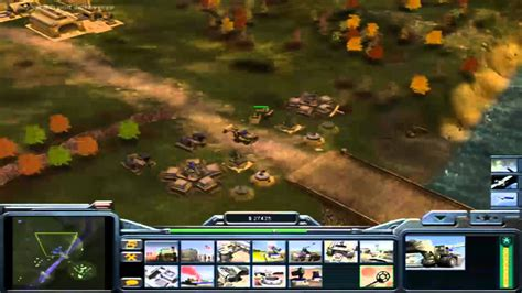Command and Conquer Generals Shockwave - YouTube