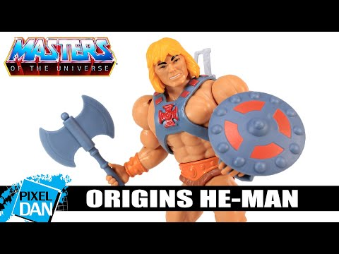 Rattlor - He-man Masters of The Universe - Toy2Toy