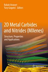2D Metal Carbides and Nitrides (MXenes) - Structure