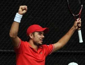 Wawrinka charged up for Chennai Open title defense