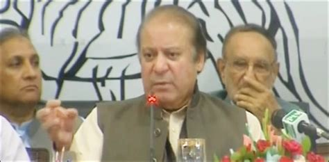 Nawaz Sharif says will not allow any delay in next elections