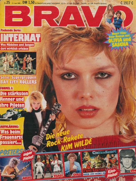 Her most private secrets: Kim Wilde like no-one knows her