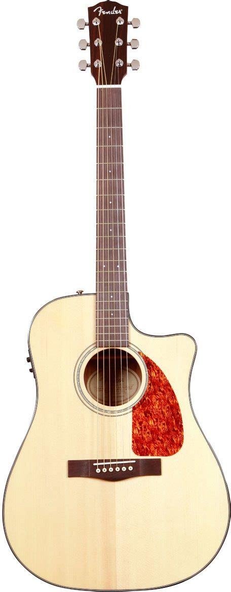 Fender CD-280SCE Dreadnought Acoustic-Electric Guitar