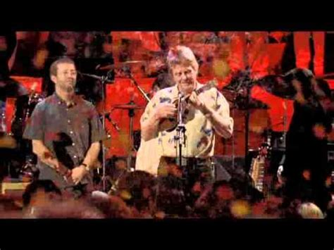 21 I´ll see you in My dreams (Concert For George) - YouTube
