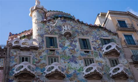 The majors monuments of Barcelona