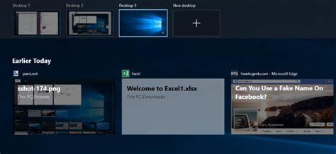 What is Windows 10's Timeline, and How Do I Use It?