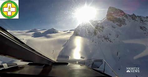 Video shows deadly mid-air crash between tour helicopter