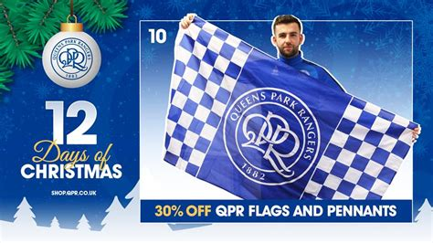 12 Days of QPR Christmas: Pennants and Flags