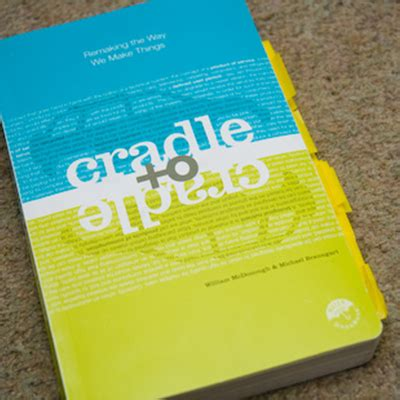 Cradle to Cradle: A Book Review