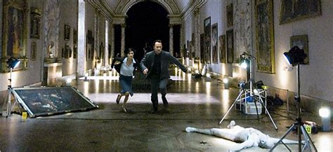 The Da Vinci Code - Review - Movies - The New York Times