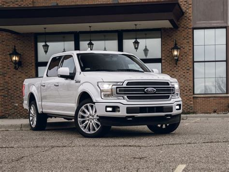 2019 Ford F-150 Review, Pricing, and Specs