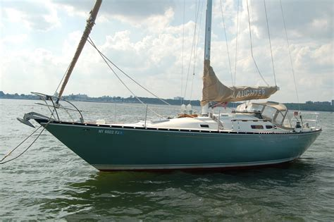 1976 C&C 38 Sail Boat For Sale - www