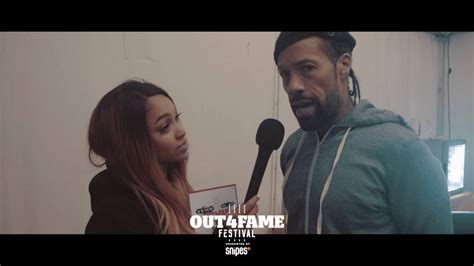 Out4Fame Festival 2016 - REDMAN Interview - YouTube
