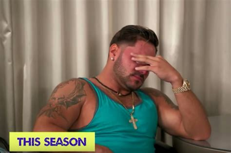 """""""Jersey Shore"""" Will Address Ronnie's Relationship Drama"""