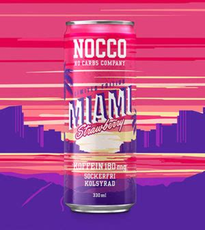 Welcome to Miami – årets Limited Summer Edition från NOCCO