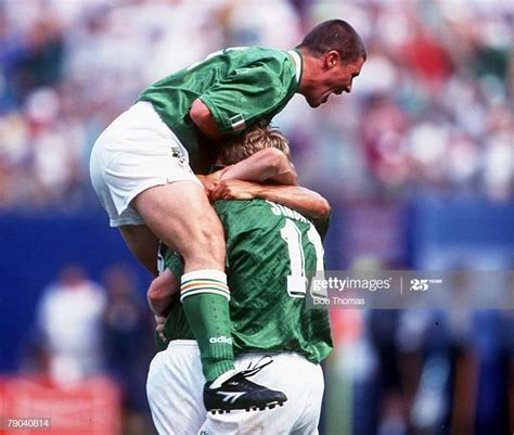 Ray Houghton Stock Photos and Pictures   Getty Images