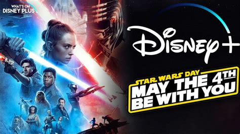 Star Wars: The Rise of Skywalker To Stream On Disney+ In